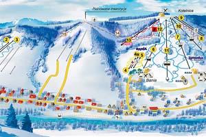 Ski Skiing In Poland